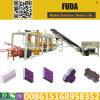 Qt4-18 Semi Automatic Concrete Paver and Brick Making Machine