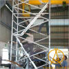 Aluminum Movable Scaffolding Tower Ladder Scaffolding