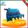 Horizontal Crude Vegetable Oil Filter
