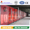 Full Automatic Red Brick Forming and Firing Production Line