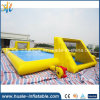 2016 Crazy Interesting Inflatable Soap Soccer Field, New Inflatable Soccer Field for Sale