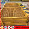 Factory Price OEM Safety Warning Steel Protection Net Foundation Ditch Guardrail Temporary Fence