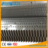 Module 1, 1.5, 2, 2.5, 3, M4, M5, M6, M7, M8, M9, M10 Gear Rack and Pinion for Sliding Gate