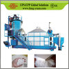 Fangyuan High Density High Yield EPS Material Polystyrene Foaming Machine