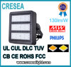90W IP65 Low Luminous Decay LED Floodlight for Garden Tunnel Lighting with TUV, UL, ETL,
