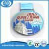 3D Marathon Running Metal Souvenir Medal