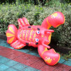 Pool Floating PVC Inflatable Shrimp Swimming Tool
