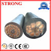 Spot Low/High Pressure Rubber Flame-Retardant Cable (3X16+1X6) for Construction Lift