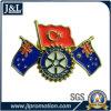 Customer Design Flag Lapel Pin