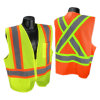 Safety Vest with ANSI107 Certificate (C2013)