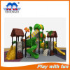 Hot Selling Plastic Kids Outdoor Playground Free Custom Design