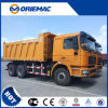 Camion Shacman Truck Algeria F2000 6X4 Dump Truck with 290HP