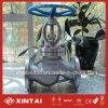 DIN Stainless Steel Flange Globe Valve (J41W)
