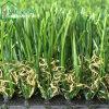 Flat 40mm Four Color Garden Artificial Synthetic Grass