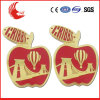 Customized Souvenir Zinc Alloy Badge Factory