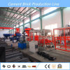 Qt10-15 Construction Automatic Concrete Brick Making Machine