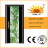 Made in China Best Quality Steel Door (SC-S105)
