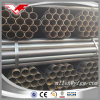Manufactured Gr. B Building Material ERW Ms Steel Pipes