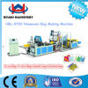 Nonwoven Bag Making Machine for Box Bag, Shoe Bag, D-Cut Bag