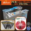 300 Books/Hour 360 Degree Opening Hot EVA Pur Glue 2 in 1 Perfect Binding Machine Price
