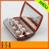 Cosmetic Plastic Pocket Pill Box with Mirror, Promotional Medicine Mini Pill Box with Mirror T07A119