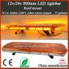Amber LED 12/24V Lightbar Flashing Beacon Recovery Light Strobe