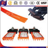 Flexible Seamless Safe Crane Power Rail Conductor Busbar System