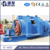 DC Motor Driven Drawworks for Oil Drilling Rig