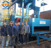 H Beam Shot Blasting Cleaning Machine with ISO Cecertificate