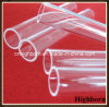 High Quality Fused Ozone Free Silica Quartz Glass Tube