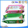 China Alcohol Free Aloe Baby Wipes Factory