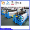 W11-16X2500 3 Roller High quanlity Hydraulic Plate bending Rolling Machine