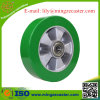 Elastic PU Mold on Aluminum Core Caster Wheel