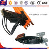 Seamless Conductor Rail Current Collector