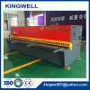in Stock CNC Metal Plate Shear Machine, Sheet Metal Cutting Machine