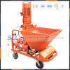 Wet and Dry Mortar Mixed Plaster Machine Good Quality