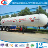 30t 3 Axle 59.52cbm LPG Delivery Tanker