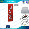 Footpath Flag Rectangle Banner with Water Tank (B-NF04F06062)
