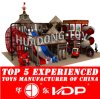 Huadong Indoor Playground New Style Ancient Tribe (HD2015B-014A)