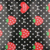 Needle Punched Nonwoven Fabric with Printed Patterns