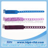 13.56kHz One Time Use PVC Wristband