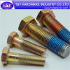 Steel Colour Painting Heavy Hex Bolt