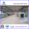 Semi-Auto Horizontal Type Corrugated Paper Press Machine