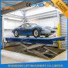 Hydraulic Lift Platform Electric Car Scissor Lift with Ce