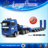 20 Line-Axles Hydraulic Steering Modular Trailer (9+concave beam+11)