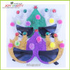 Christmas Tree Glittering Party Glasses