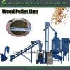 Forest Hardwood Sawdust Pellet Plant Pellet Press Flat Die Pellet Mill Wood Pellet Line for Sale