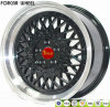 Racing Aluminum Rims Car Alloy Xxr BBS Wheel with TUV Via Jwl