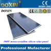 100W Monocrystalline Silicon Solar Panel Manufacturers in China Photovoltaic Power Generation