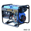 3kw Open Frame Air Cooled Diesel Generator Set for Home Use